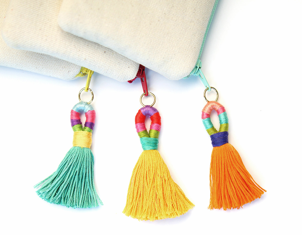 Make Decorative Tassels